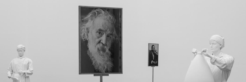 Red Memory — Portraits 2014 © Melik Ohanian