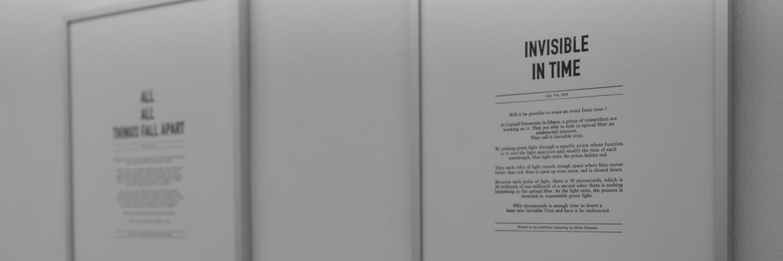 Producing History — (I), (II), (III) 2014 © Melik Ohanian